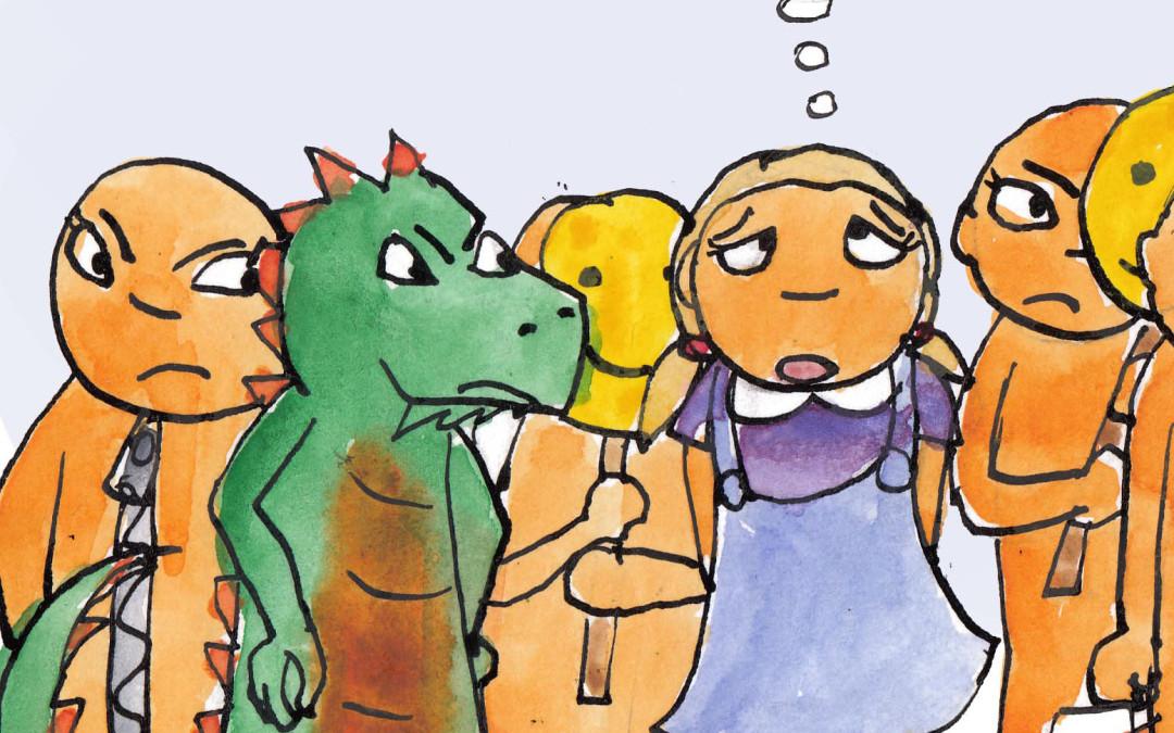 Reptiles Beget Reptiles